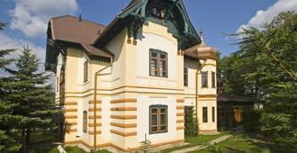 Zámok U Grófa - Nitra - Building