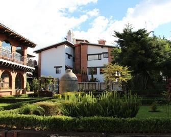 La Capilla Hotel Boutique - Valle de Bravo - Building