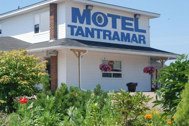 Tantramar Motel - Sackville - Building