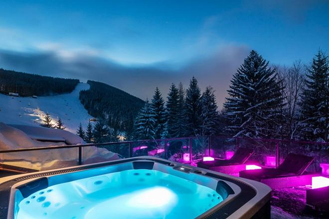 Pytloun Hotel Harrachov - Harrachov - Pool