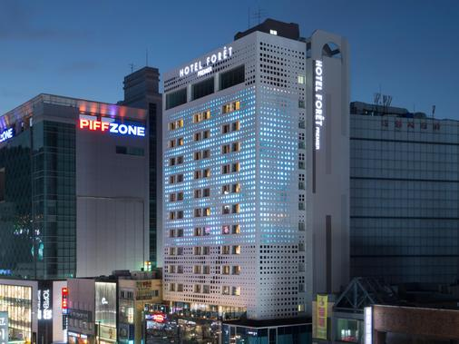Hotel Foret Premier Nampo - Busan - Building