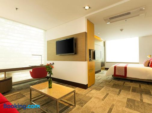 Ek Hotel - Bogotá - Bedroom