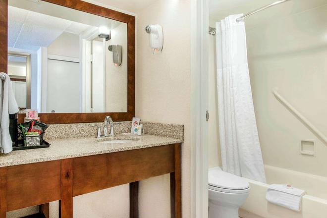 康福特海灣酒店 - 三藩市 - 舊金山 - 浴室