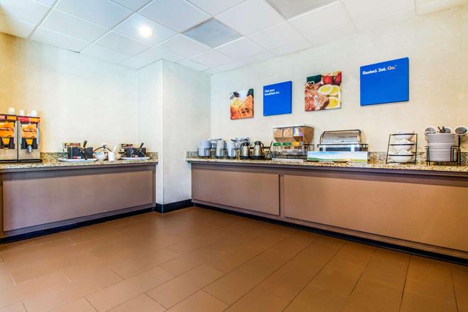 Comfort Inn By the Bay - San Francisco - Buffet