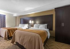 Comfort Inn Airport - North Bay - Phòng ngủ