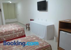 Atlântico Centro Apartments - Rio de Janeiro - Phòng ngủ