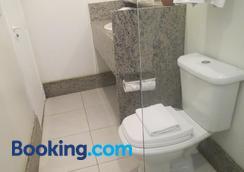 Atlântico Centro Apartments - Rio de Janeiro - Phòng tắm