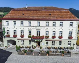 Hotel zur Post - Lam - Building