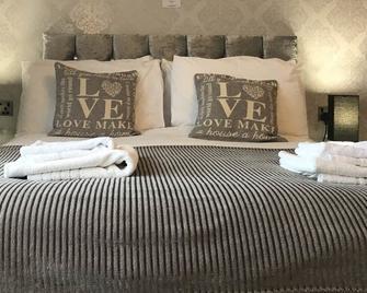 The Burlington Guest House & Restaurant - Isle of Arran - Bedroom