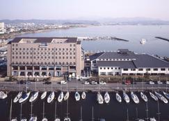Kitabiwako Hotel Grazie - Nagahama - Outdoors view