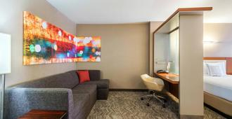 SpringHill Suites by Marriott Louisville Downtown - Louisville - Lounge