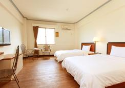 Yawan Spa Hotel - Beinan - Schlafzimmer