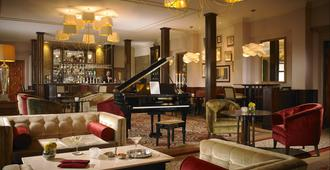 Knockranny House Hotel And Spa - ווסטפורט - בר