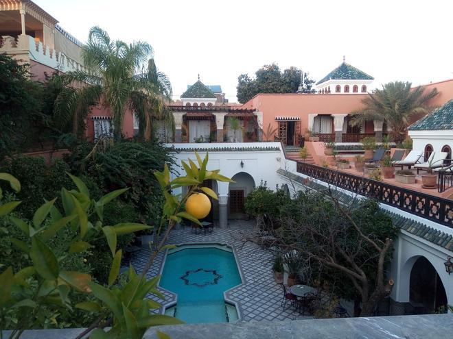Palais Donab - Marrakech - Piscine