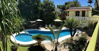 Casa Losodeli & Coworking - Adults Only - Puerto Escondido - Pool