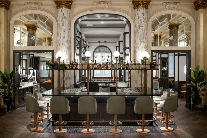 費爾蒙特帕利斯爾酒店 - 卡加立 - 卡加利 - 酒吧