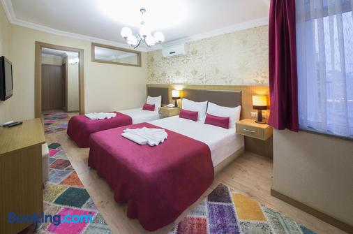 Grand Zentrum Hotel - Istanbul - Bedroom