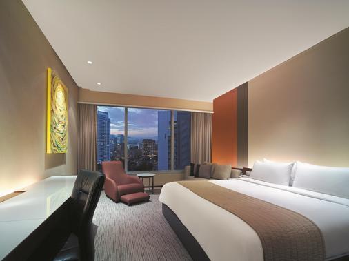 吉隆坡盛貿飯店 - 吉隆坡 - 臥室
