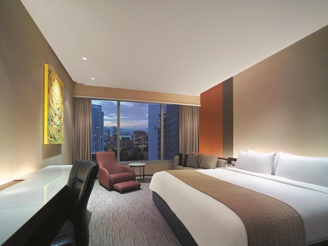 Traders Hotel Kuala Lumpur - Kuala Lumpur - Soverom