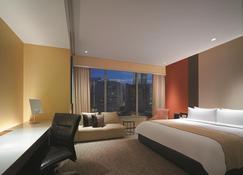 Traders Hotel Kuala Lumpur - Куала-Лумпур - Спальня