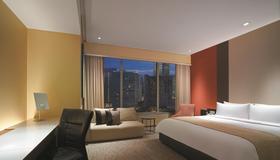 Traders Hotel Kuala Lumpur - Kuala Lumpur - Bedroom