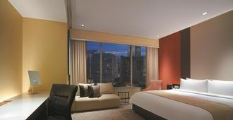 Traders Hotel Kuala Lumpur - קואלה לומפור - חדר שינה