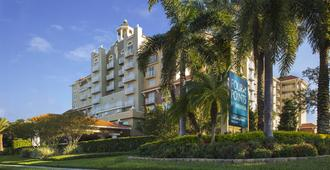 Four Points by Sheraton Suites Tampa Airport Westshore - Tampa - Byggnad