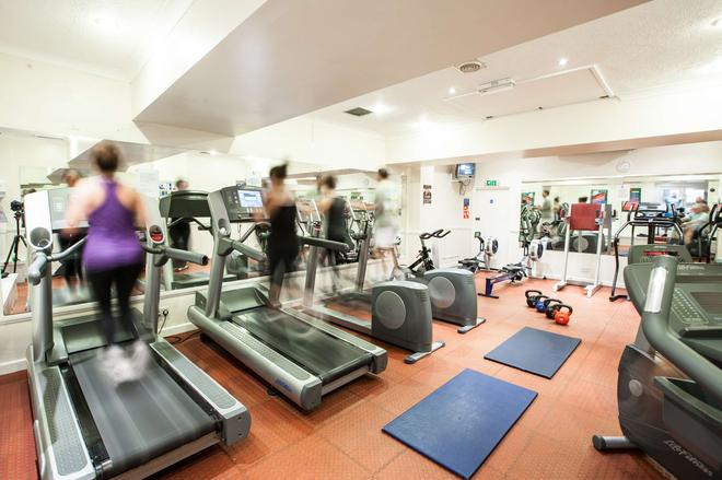 New Continental Hotel, Sure Hotel Collection by Best Western - Plymouth - Gym