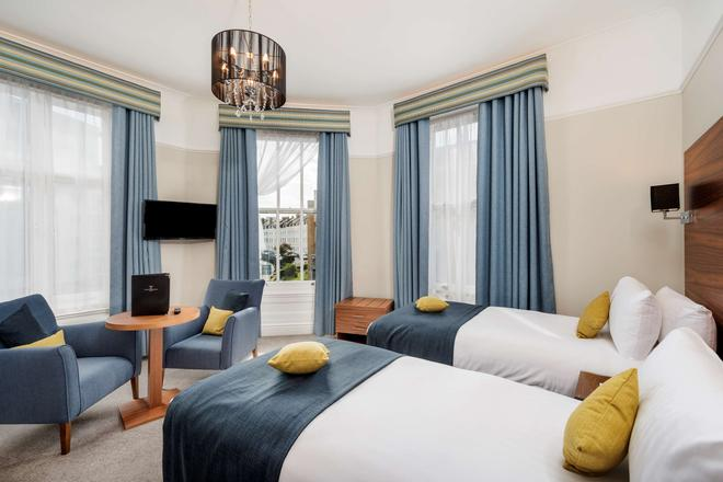 New Continental Hotel, Sure Hotel Collection by Best Western - Plymouth - Bedroom