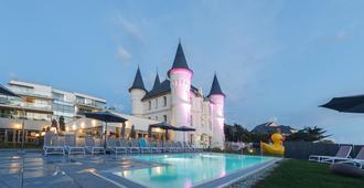 Relais Thalasso Château des Tourelles - Pornichet - Pool
