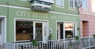 City Hotel Zum Domplatz - Klagenfurt - Edificio