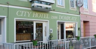 City Hotel Zum Domplatz - קלגנפורט