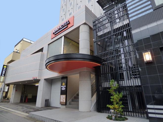 Apa Hotel Takamatsu Kawaramachi - Takamatsu - Building