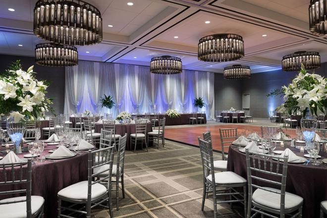Hyatt Regency Schaumburg-Chicago - Schaumburg - Banquet hall