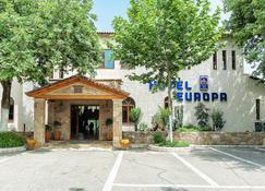 Europa Hotel - Ολυμπία - Κτίριο
