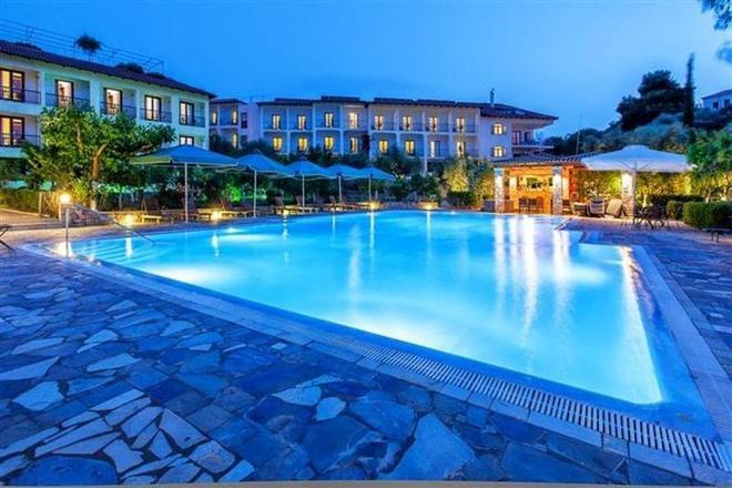Europa Hotel - Olympia - Uima-allas