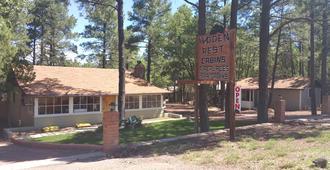 Hidden Rest Cabins - Pinetop-Lakeside