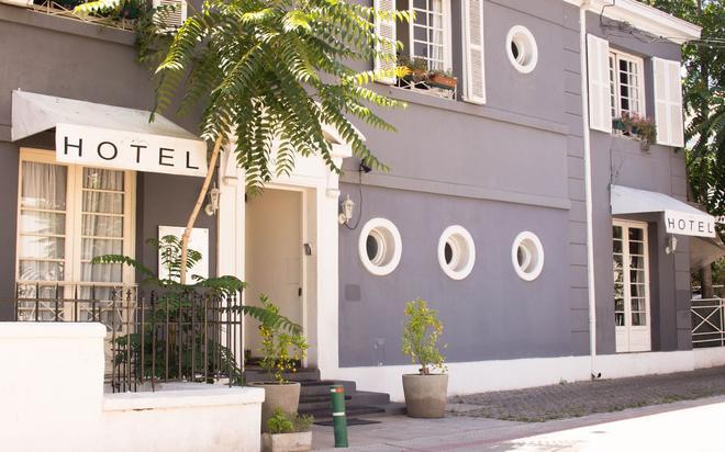 Hotel Don Santiago-Bellavista - Santiago - Rakennus