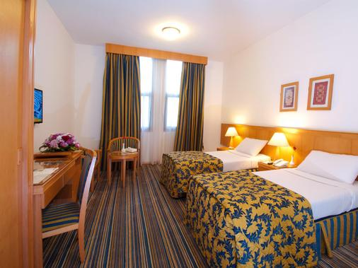 Elaf Ajyad Hotel - Mecca - Bedroom