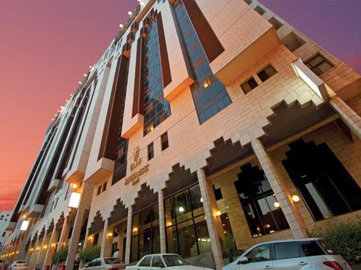 Elaf Ajyad Hotel - Mecca - Building