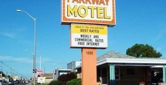 Parkway Motel - London - Vista del exterior
