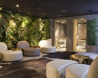 Hotel & Spa L'alta Peyra - Molines-en-Queyras - Lounge