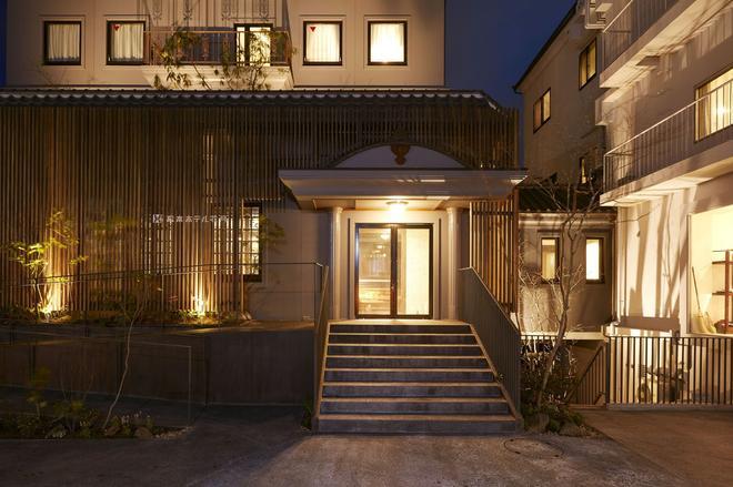 Matsumoto Hotel Kagetsu - Matsumoto - Κτίριο