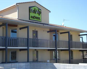 P'Tit Dej-Hotel Bel Alp - Manosque - Building
