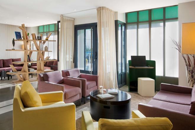 Best Western Rives de Paris La Defense - Courbevoie - Σαλόνι ξενοδοχείου