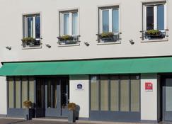 Best Western Rives de Paris La Defense - Courbevoie - Toà nhà