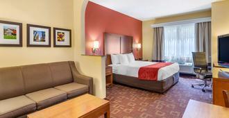 Comfort Suites - Near the Galleria - Houston - Bedroom