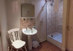 The Hardinge Arms Hotel - Derby - Bathroom