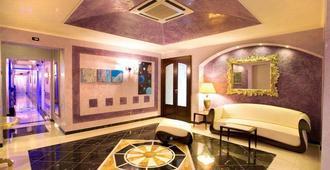 Hotel Garibaldi - Milazzo - Lobby