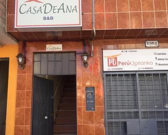 Casa de Ana Huaraz - Huaraz - Building